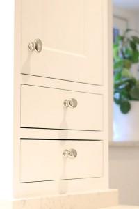 badrumsskåp detalj