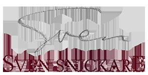 Sven Snickare Logotyp